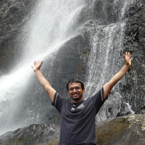 Chanuka Gangodagé au Sri Lanka